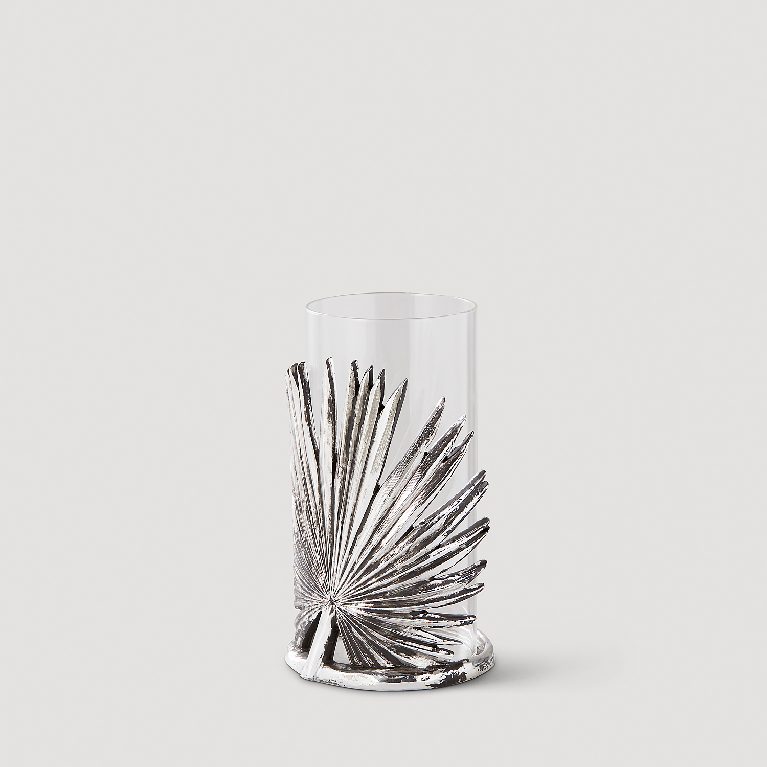 Leaves Resin Candle Holder