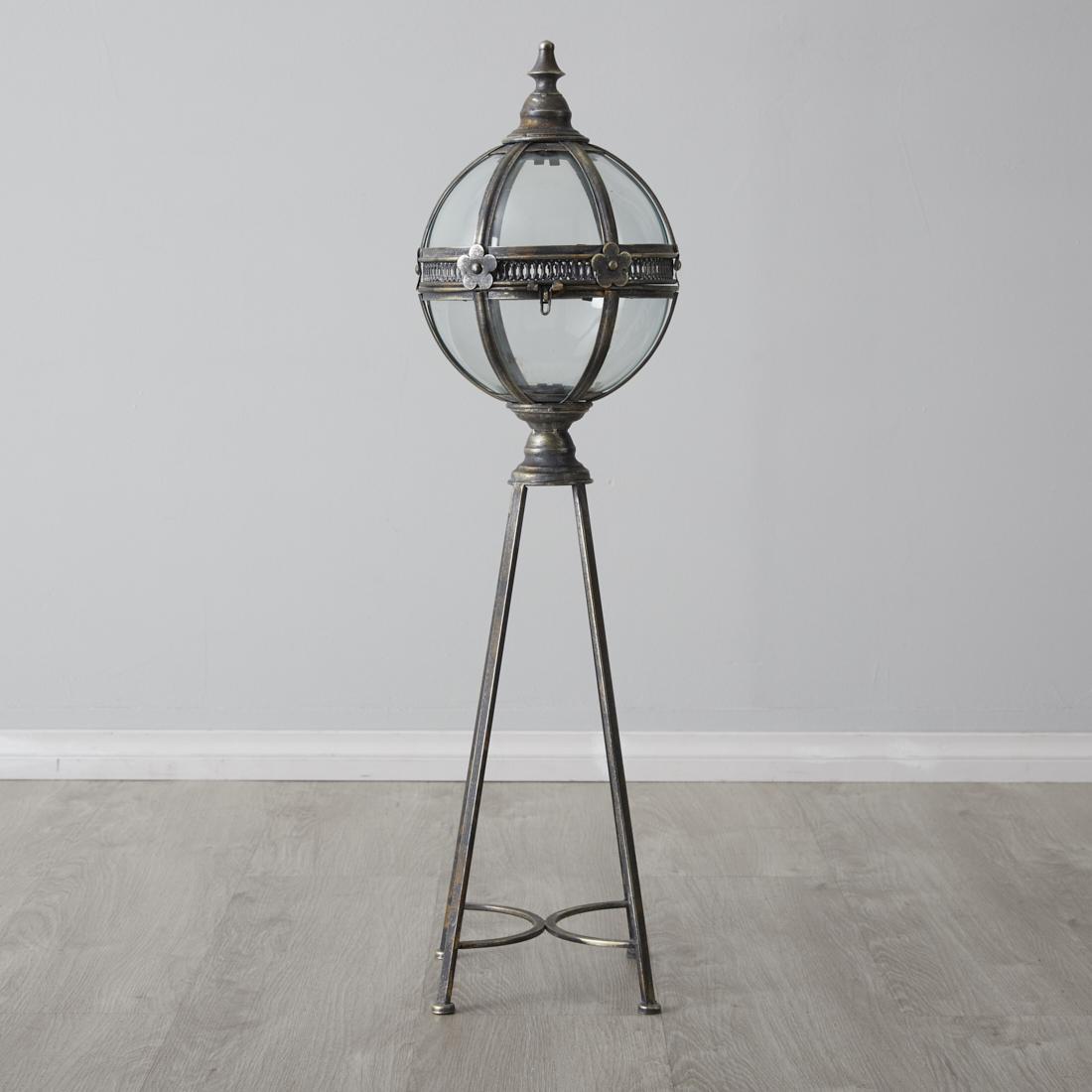 Globe Standing Lantern