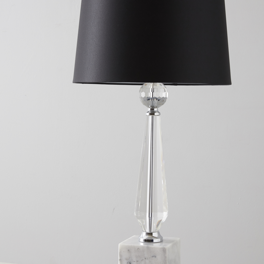 Parisian Crystal Table Lamp