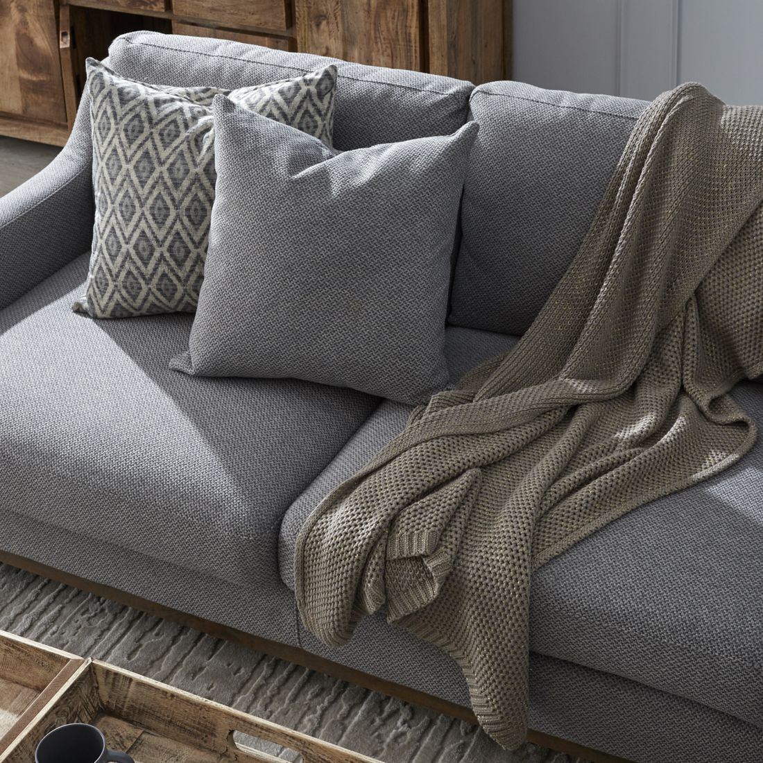 Catheryn Left Corner Sofa