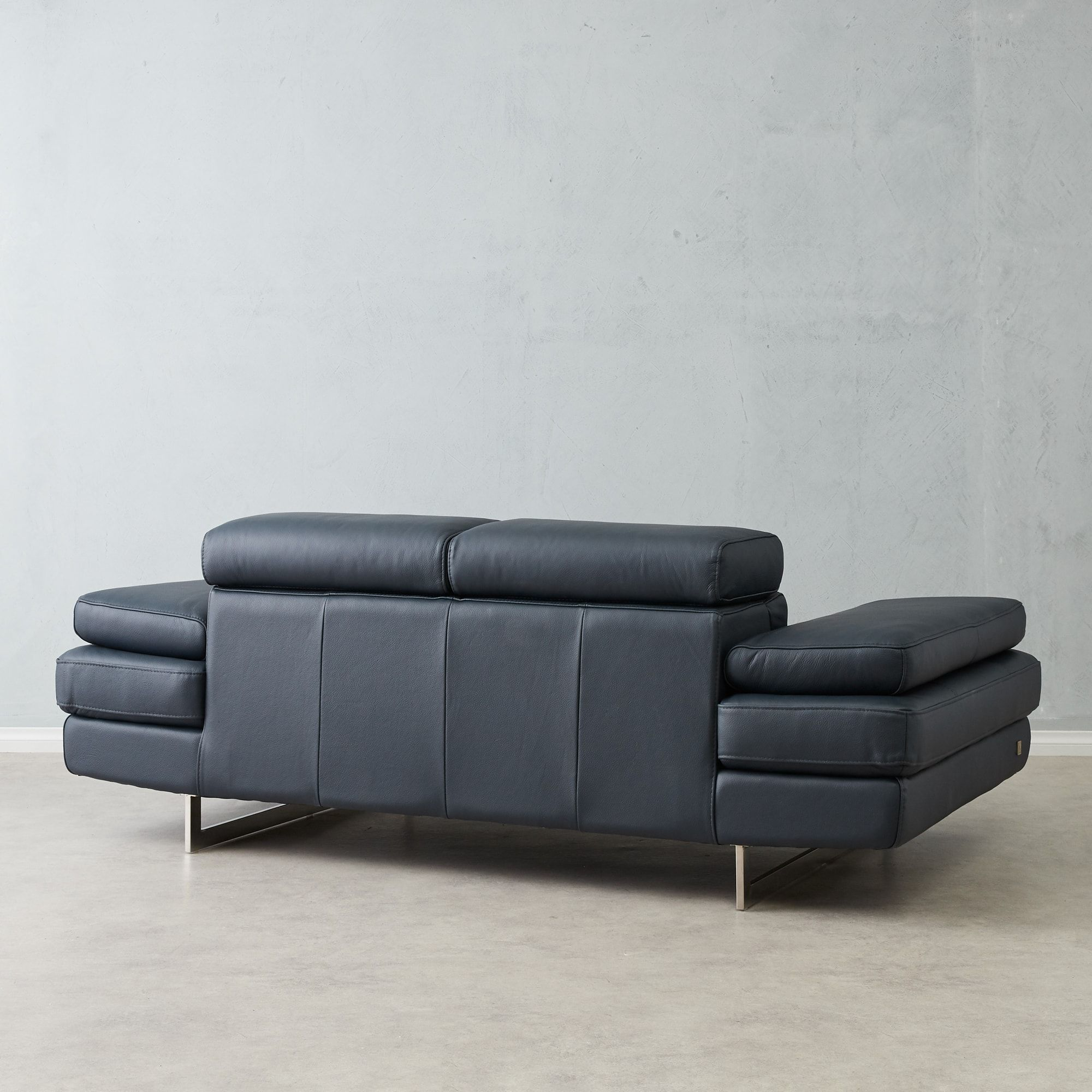 Lennox Leather 2 Seater