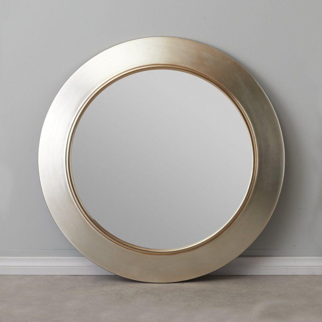 Lucinda Round Mirror