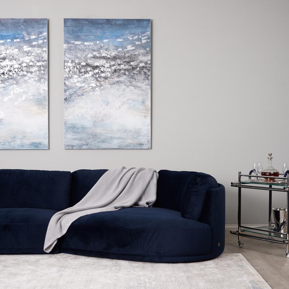Sea Mist Painting