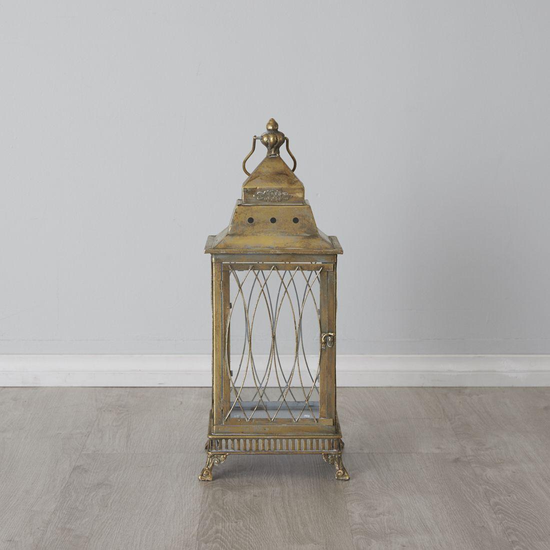 Intricate lantern