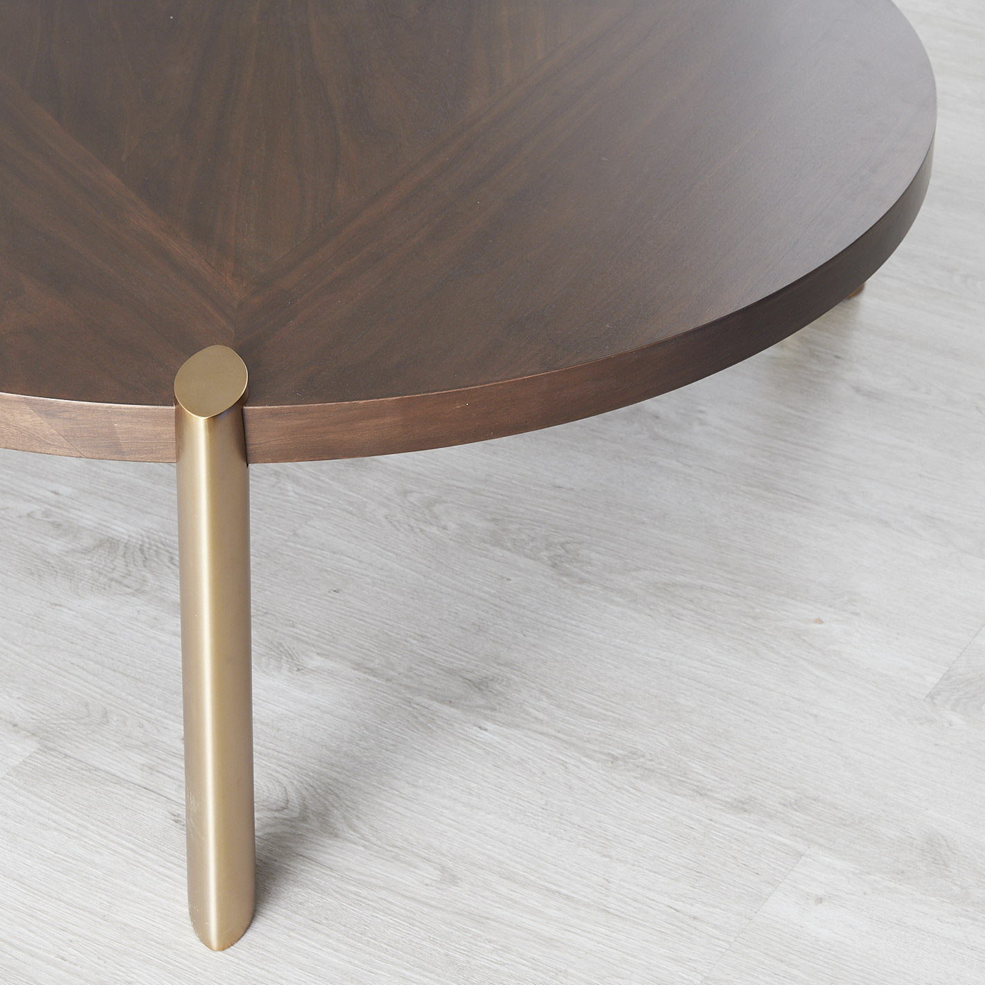 Dale Round Coffee Table Large