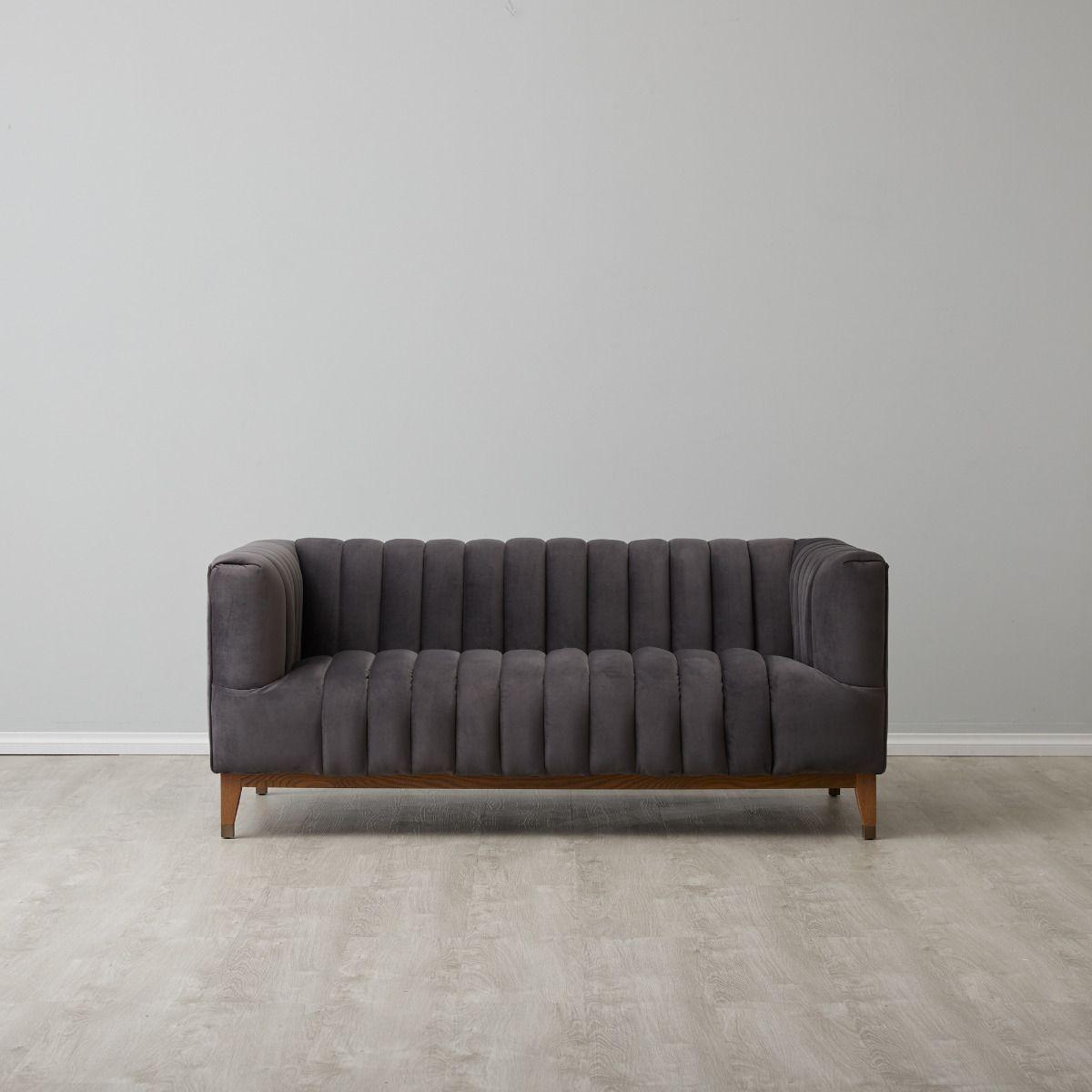 Astoria ll Velvet Sofa 2 Seater