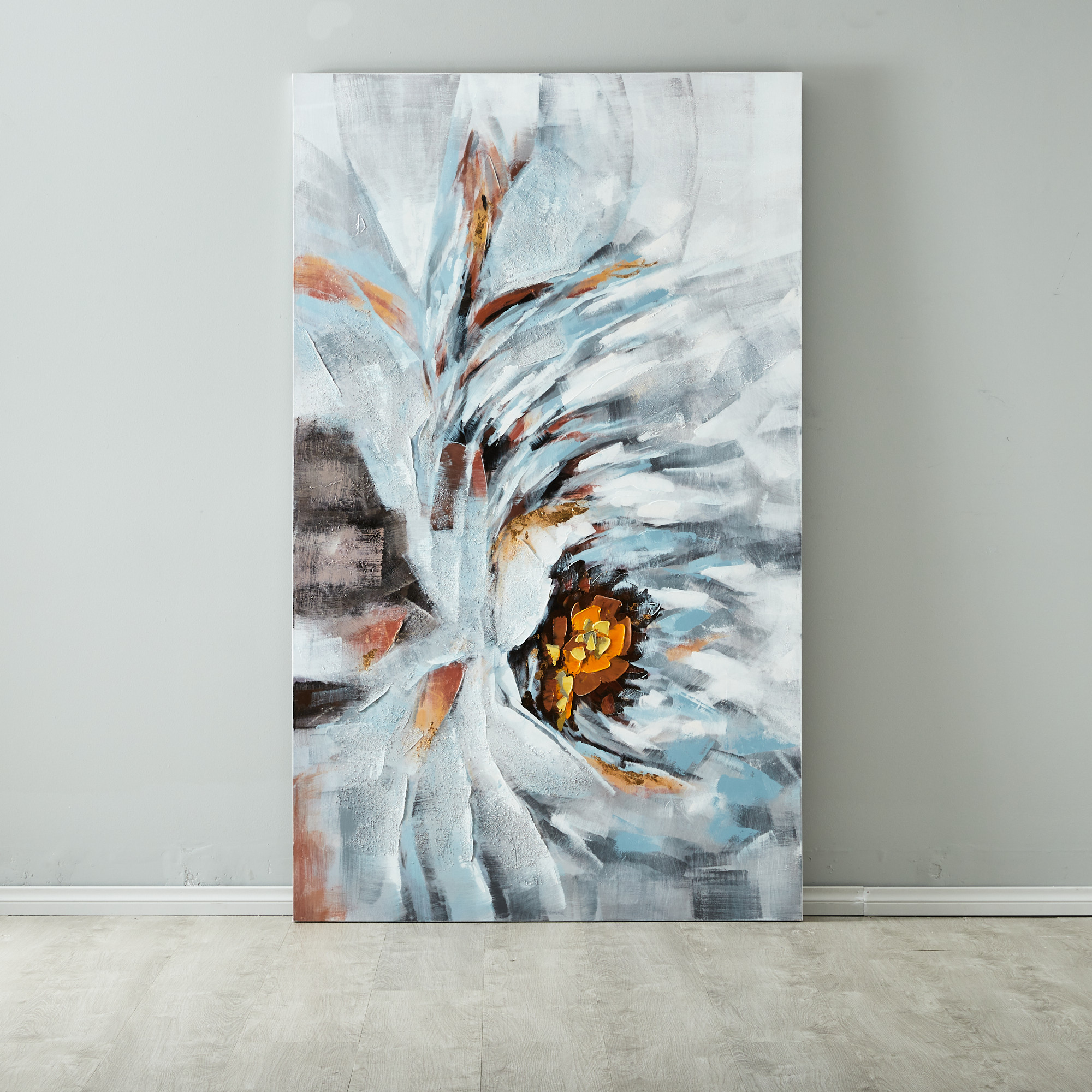 Abstract Jewels Painting